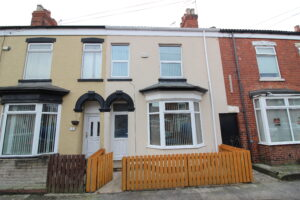 7 Severn St, Holderness Road, Hull. East Yorkshire